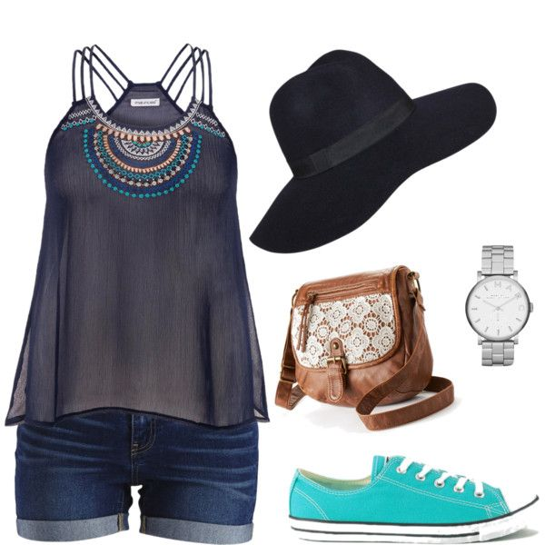 A fashion look from May 2015 featuring maurices tops, VILA shorts and Converse sneakers. Browse and shop related looks.