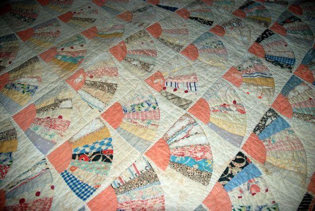 Grandmother S Fan Quilt Pattern 9930277 Fullsize Jpg