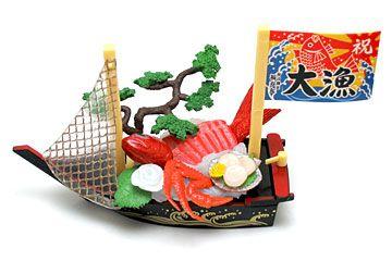 舟盛り #miniatures