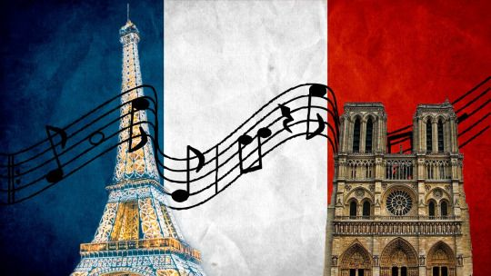 FRENCH MUSIC RECOMMENDATIONS