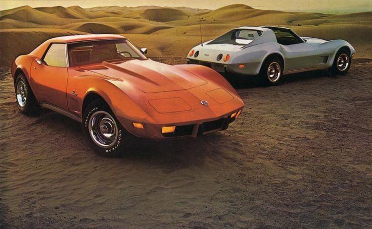 The Corvette Story: 1976 Corvette