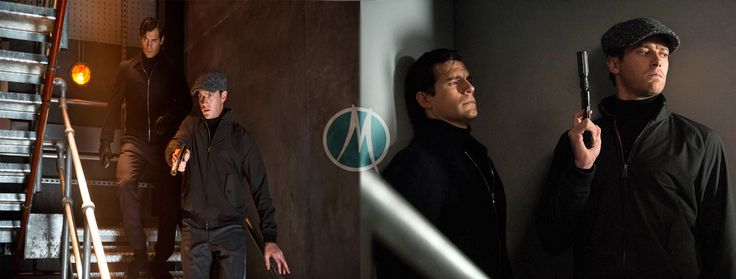 The Man From UNCLE Trailer Shows Henry Cavill & Armie Hammer As Reluctant Spy Companion