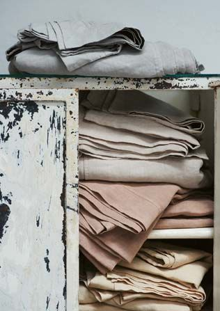 WASHED LINEN BEDLINEN | TOAST