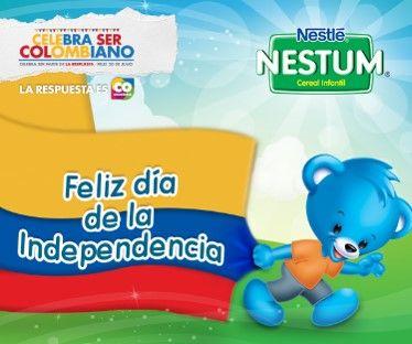 Nestum #CelebraSerCOlombiano