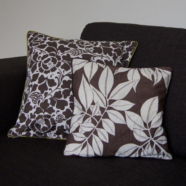 Brown Cushion Cover
