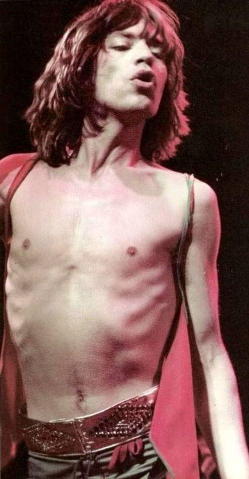 70s Mick Jagger