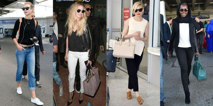 airport styles #fashion #travel @luna2life www.luna2.com