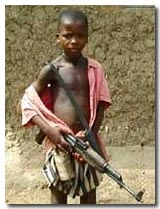 child soldiering in uganda and sierra leone Fact sheet on the facts about child  child soldiering is a unique and severe manifestation of  to bases in southern sudan and northern uganda,.