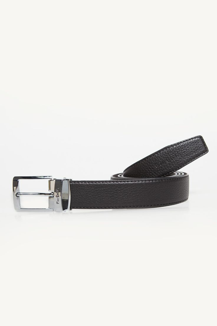 Small Tongue Buckle Belt