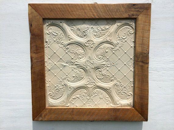 Ceiling Panels Wood Frame