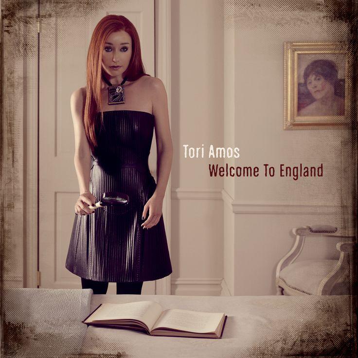"""Tori Amos """"Welcome To England"""""""