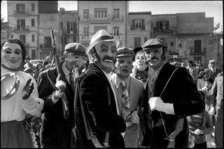 Corleone, Italy, 1985 - Franco Zecchin