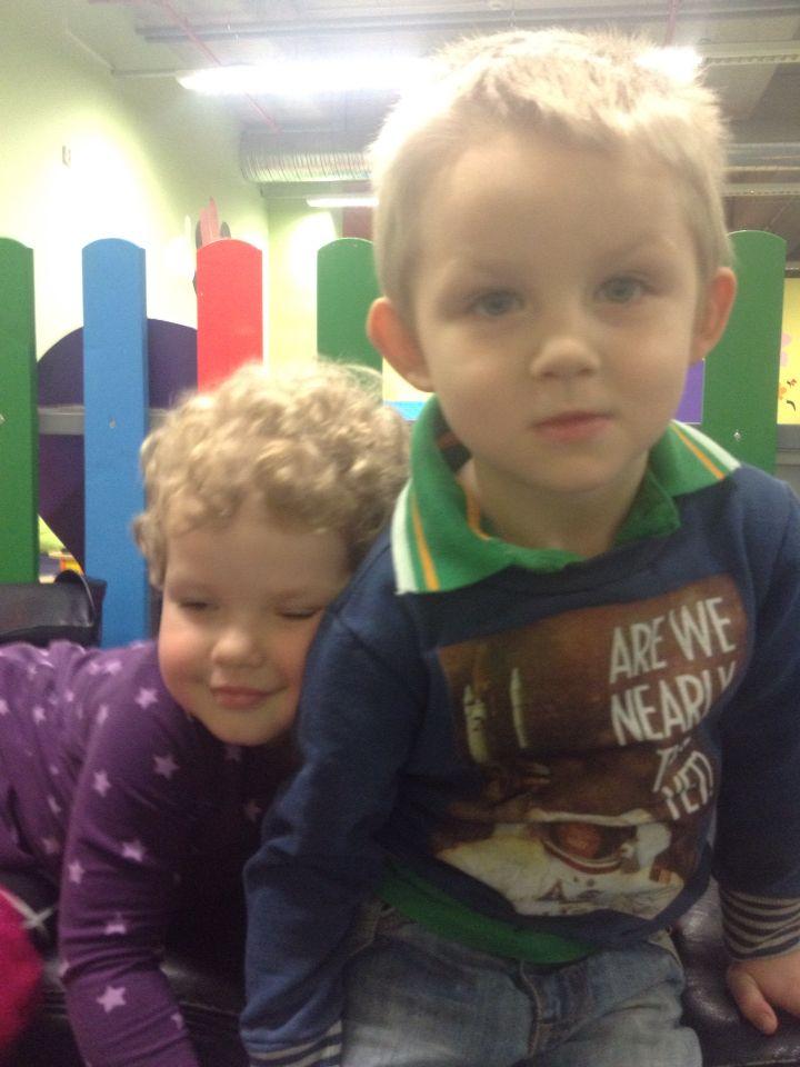 Alfie & Sasha