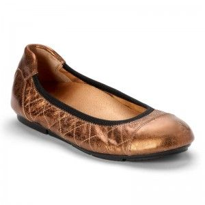 outlet under $60 Vaniya Shoes Brown Flats cheap USA stockist clearance Inexpensive cheap sale newest WBx37d