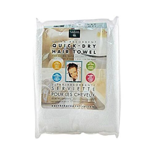 Earth Therapeutics Quick Dry Hair Towel (1 Piece)