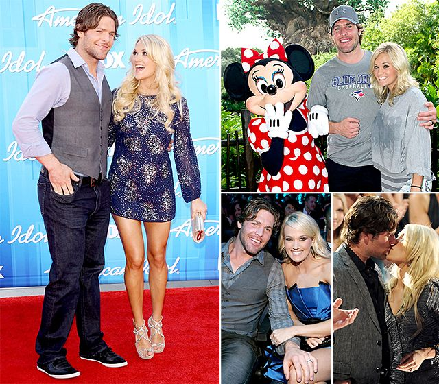 March 3, 2015 Photo - Carrie Underwood and Mike Fisher's Love Story - Us Weekly