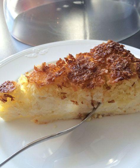 Quark pudding fur kuchen