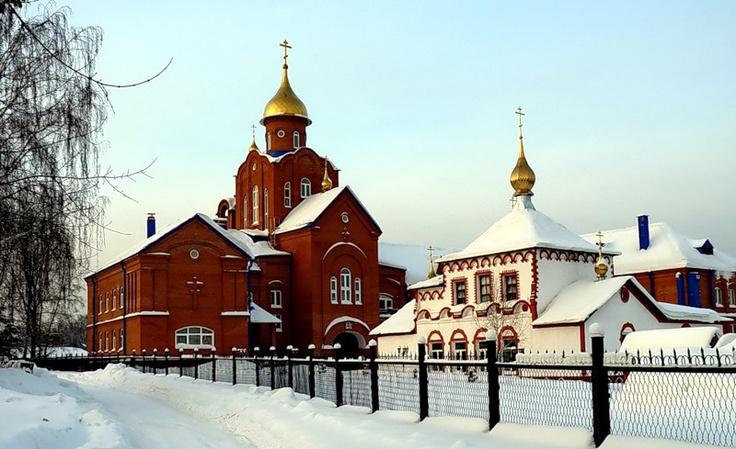 enshtein65 — «Успенский Елыкаевский женский монастырь.» на Яндекс.Фотках