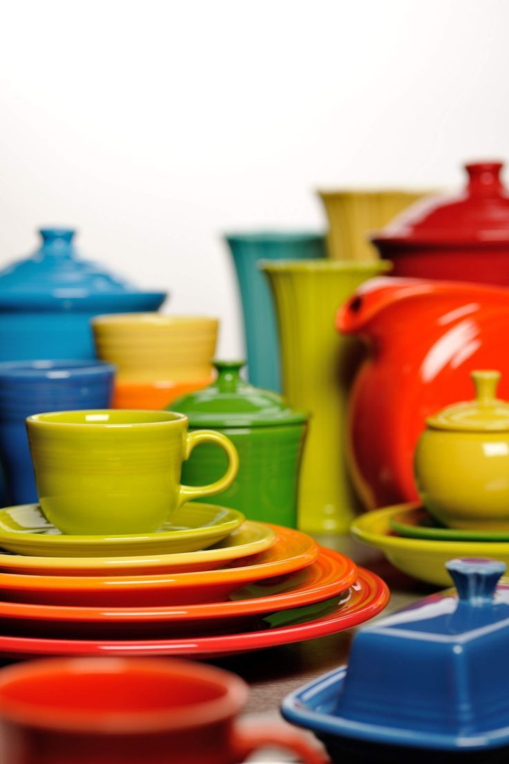 17 Best Images About Fiestaware Display Ideas On: 17 Best Images About Fiesta Ware On Pinterest