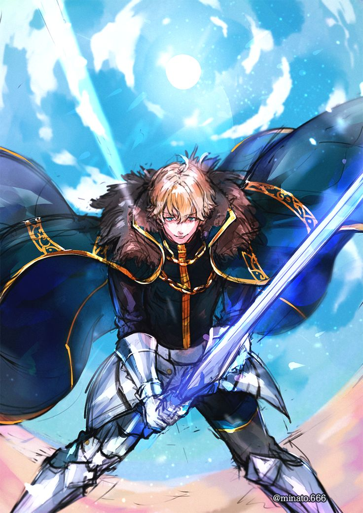 Gawain【Fate/Grand Order】 Fate, Fate stay night, Anime