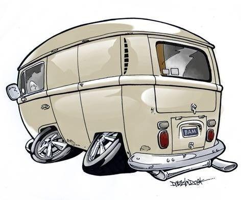 ... Photos - Vw Beetle Cartoons