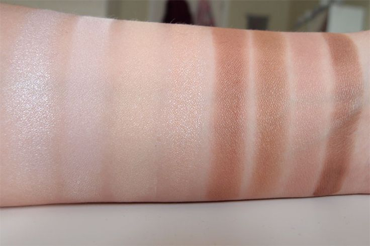 nyx-highlight-contour-pro-palette-swatches