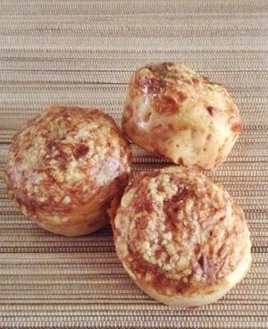 Scones met kaas uit de Airfryer