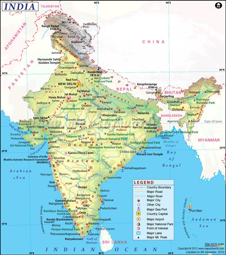Best 25 map of india ideas on pinterest india map indian this is a really large interesting india map gumiabroncs Gallery