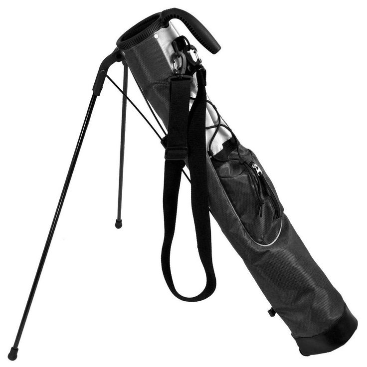 Sunday Golf Bag Light Weight Stand Bag Par 3 Walking Carry Clubs #JEFWorld #Modern