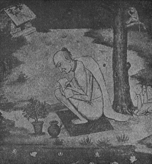 The Holy Places of Vrndavan by Krsnadasa Kaviraja Goswami, jaya rādhe, jaya kṛṣṇa, jaya vṛndāvan śrī govinda, gopīnātha, madana-mohan...