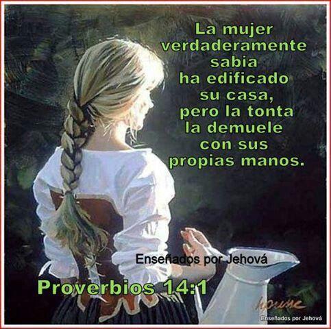 Resultado de imagen para proverbio no. 14