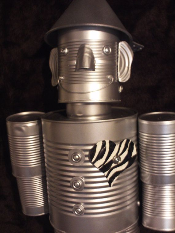25 best ideas about tin can man on pinterest tin can for Tin man out of cans