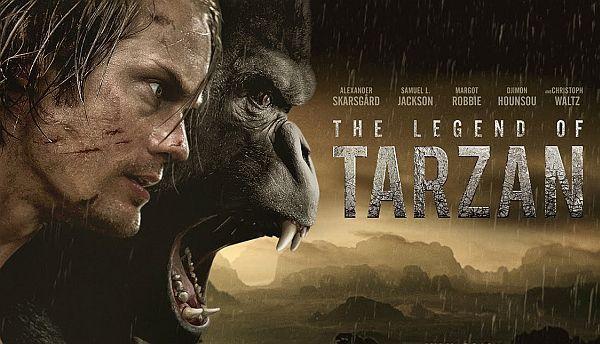 Review: Ο Θρύλος του Ταρζάν - The Legend of Tarzan | FilmBoy