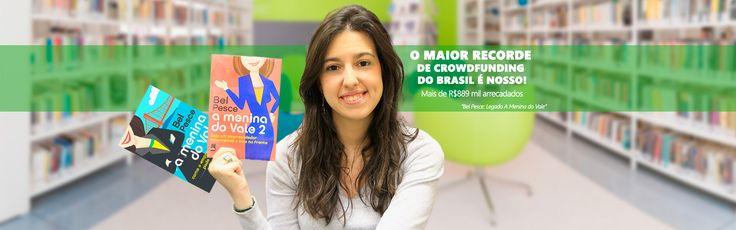 Recorde de arrecadação em crowdfunding do Brasil
