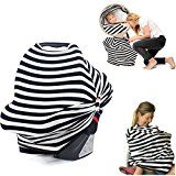 Review for Car Seat Canopy For Infant Baby with Breathing Botton & Nursing Cover & Scarf |... - Glenda Mills  - Blog Booster