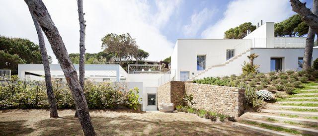 Garcés – De Seta – Bonet, Arquitectes | Casa en la Costa Brava | HIC Arquitectura