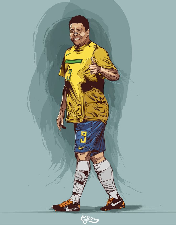 Ronaldo vector by http://Cyber-AL.deviantart.com on @deviantART