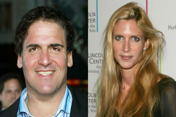 http://www.thewrap.com/mark-cuban-ann-coulter-join-cast-of-sharknado-3-as-president-and-vice-president/