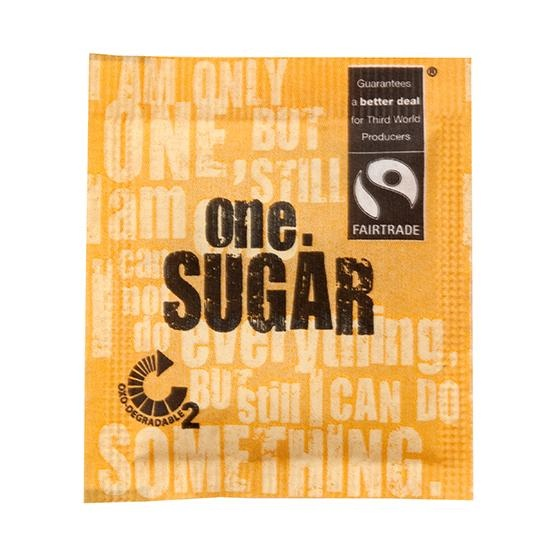 """SUGAR   One Fairtrade Sugar - Changing the world one teaspoon at a time. #Fairtrade  Stephen Knapp, CEO Fairtrade ANZ congratulates Health Pak on leading the way forward in this field and says """"We hope that more and more accommodation providers throughout the country will begin to offer the ultimate ethical choice for their guests through Fairtrade beverages and sugar in room with the ONE range.""""  http://www.healthpak.co.nz/products/food-and-beverage/one-fairtrade-certified-beverages/"""