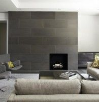 9 best tile fireplace images on Pinterest | Fireplace design ...