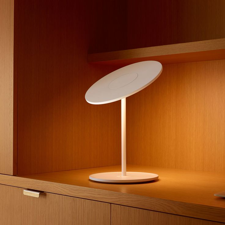 Circa   LED Table Lamp + USB Charger | Pablo