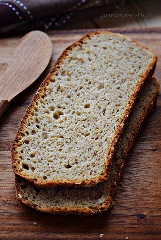 Najprostszy chleb na zakwasie