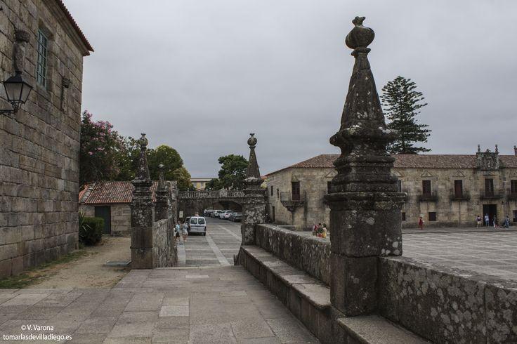PAZO DE FEFIÑANS Cambados, Pontevedra, Galicia, Spain
