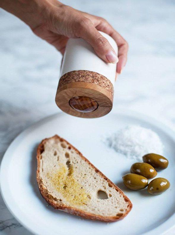 Oaza - Roll-On Olive Oil Dispenser (concept)