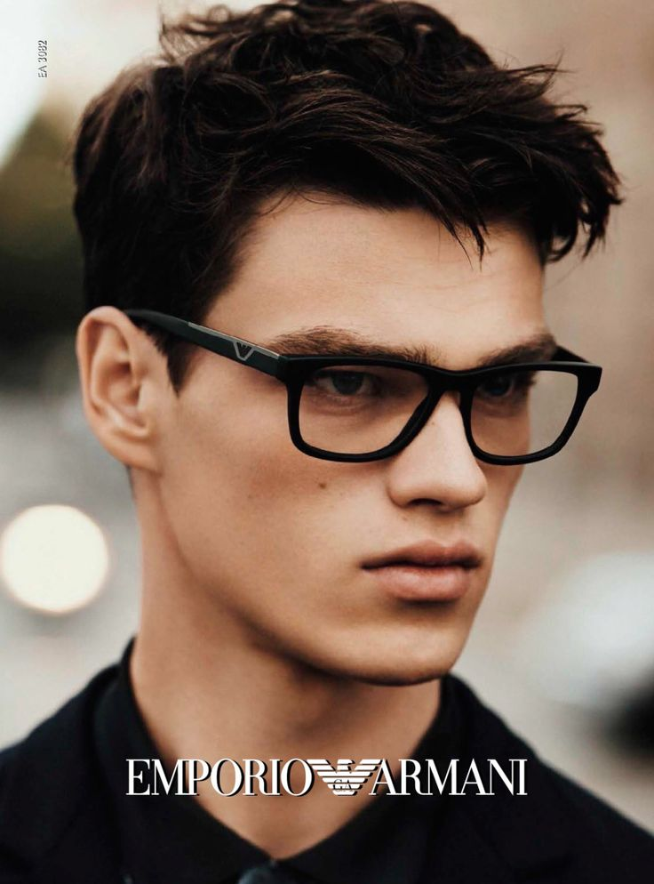Emporio Armani: Check the Glasses of the Autumn and Winter