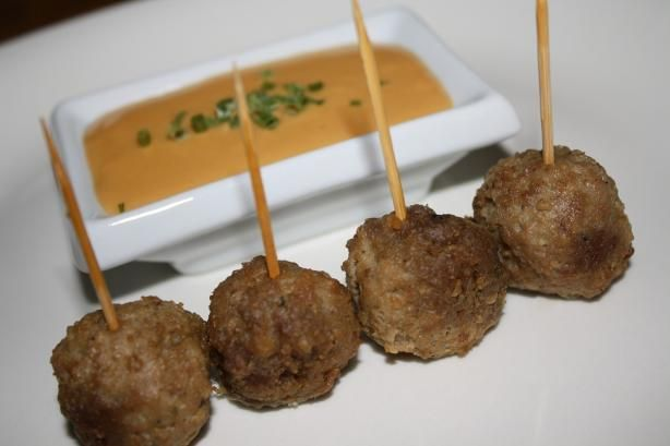Danish (Fars) Meatballs from Food.com: This meatball recipe can be ...