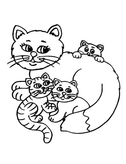 Pin on Animal Coloring Pages | 625x480