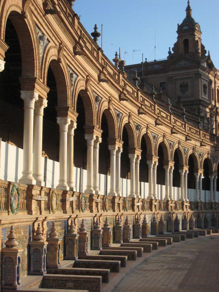 Sevilla, Spanyolország