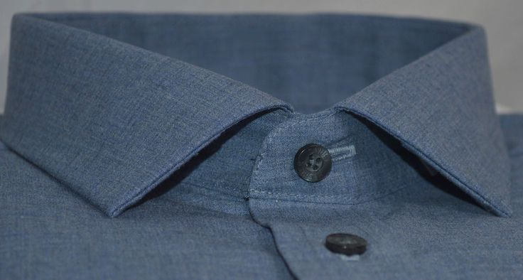 NEW DANIEL HECHTER BLUE 100% COTTON Mens Tailored Fit Shirts (4297)