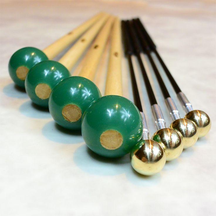 FS Xylopohone and glockenspiel handmade custom mallets  www.fskrla.cz
